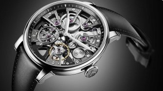 Nebula 38 Steel: The mechanistic aesthetics   Trends and style