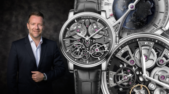 Ten Minutes With Bertrand Savary: Discover The Man Behind Arnold & Son People and interviews