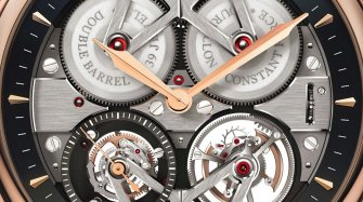 Chronometric precision, panoramic expression Innovation and technology