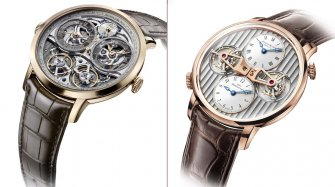 Seeing double with Arnold & Son