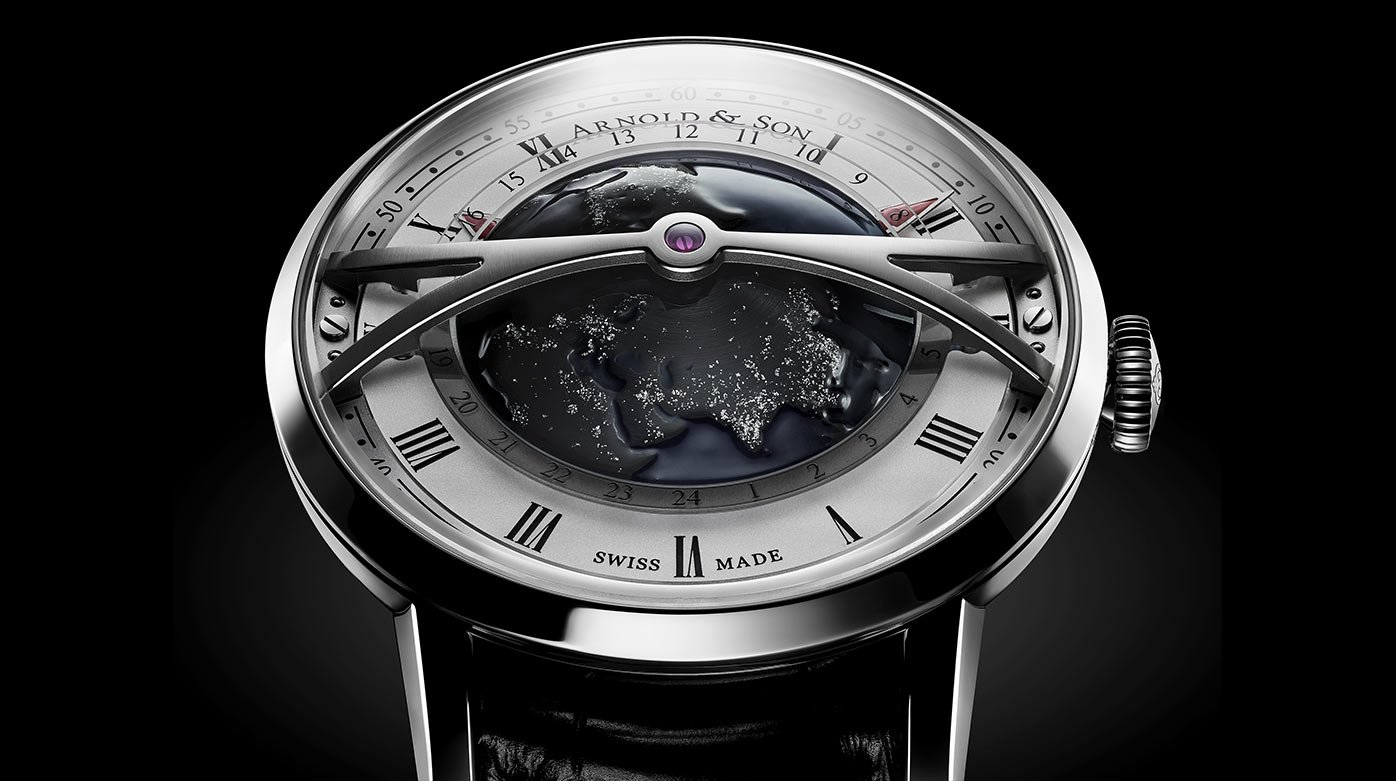 Arnold & Son - Globetrotter Night