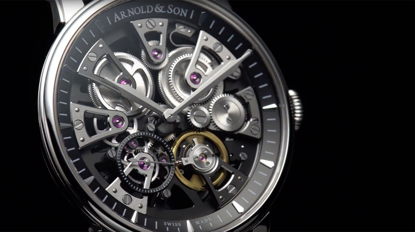 Arnold & Son - The Nebula