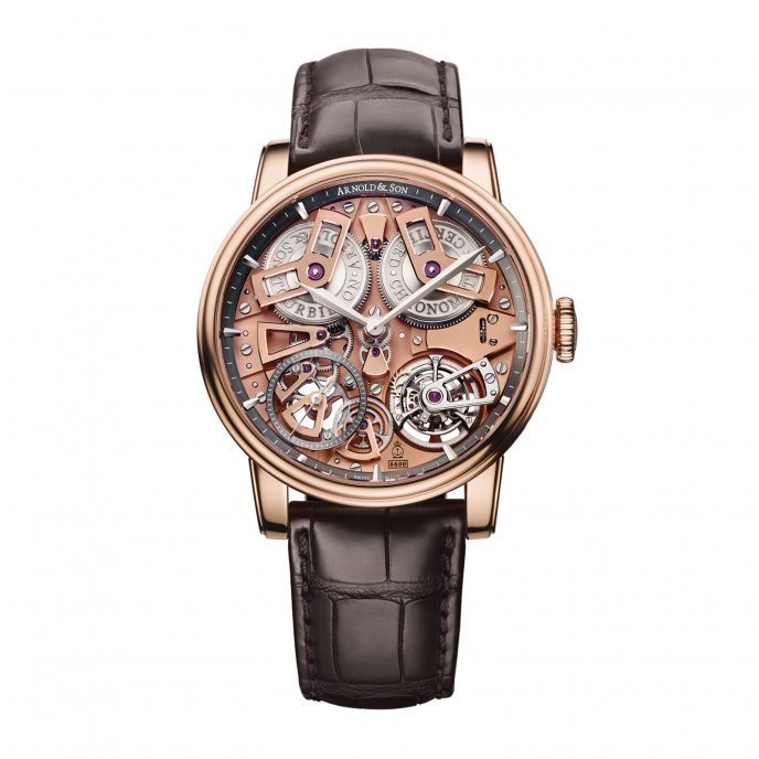 Tourbillon Chronometer No.36
