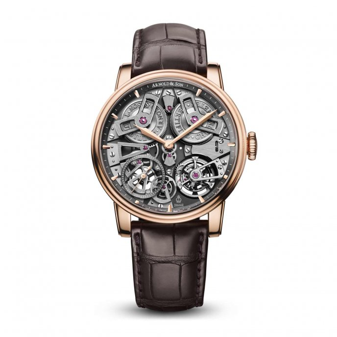 Tourbillon Chronometer No.36 Tribute Edition
