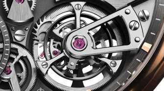 Four Ts for five tourbillons Trends and style