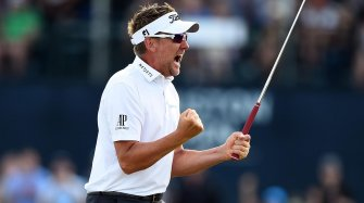 Victory of Ian Poulter at the Houston Open Sport