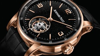 Code 11.59 by Audemars Piguet Tourbillon Volant Automatique