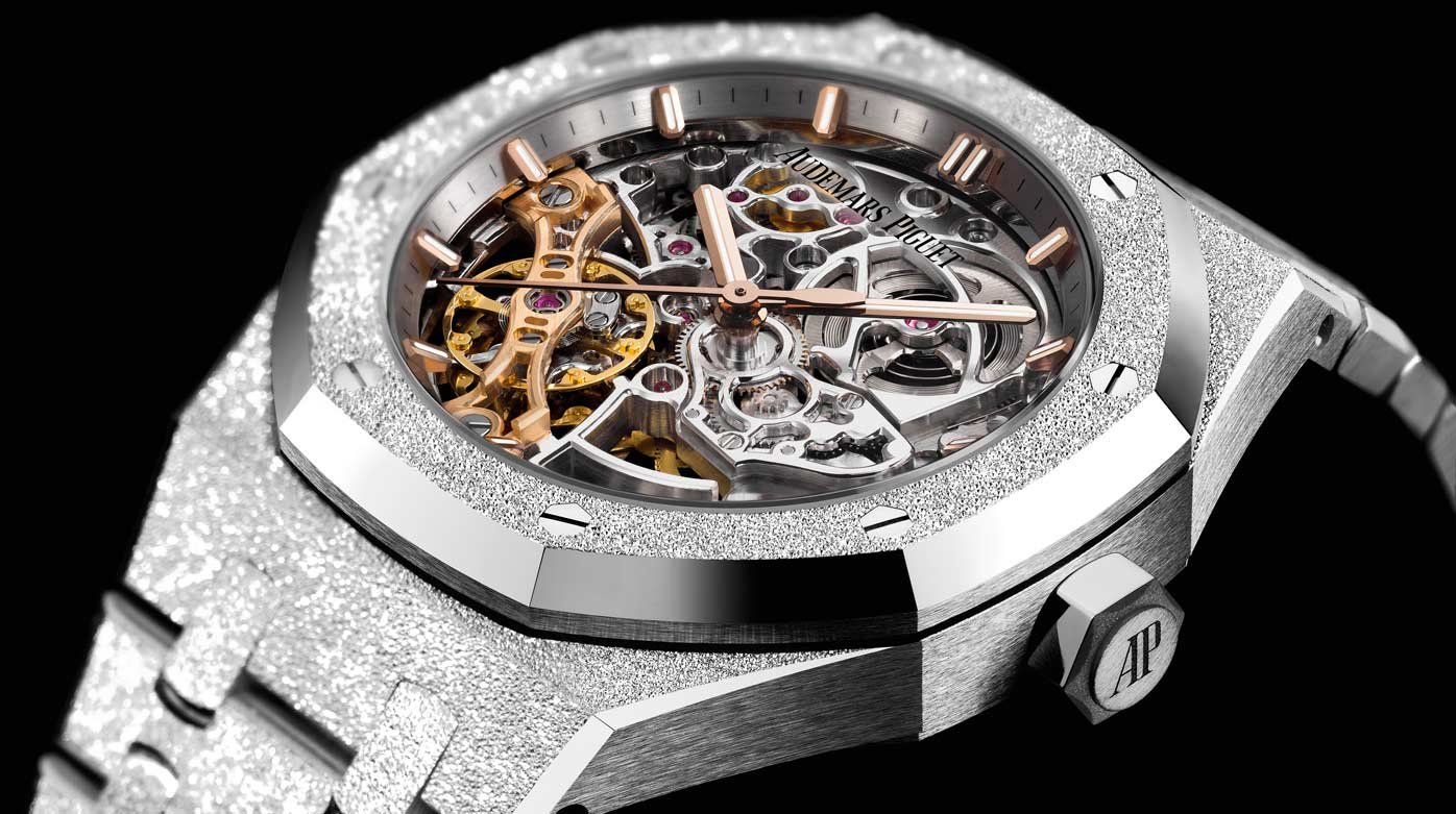 Audemars Piguet - Royal Oak Double Balance Wheel Openworked