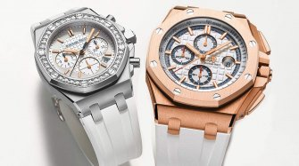 Royal Oak Offshore Summer Edition Trends and style