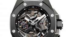 Royal Oak Concept Tourbillon volant GMT