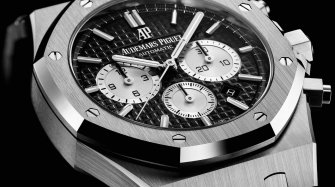 Royal Oak Chronograph Trends and style