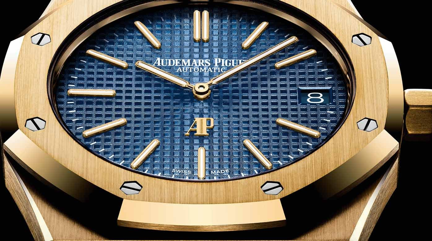 Audemars Piguet - Royal Oak Extra-Thin