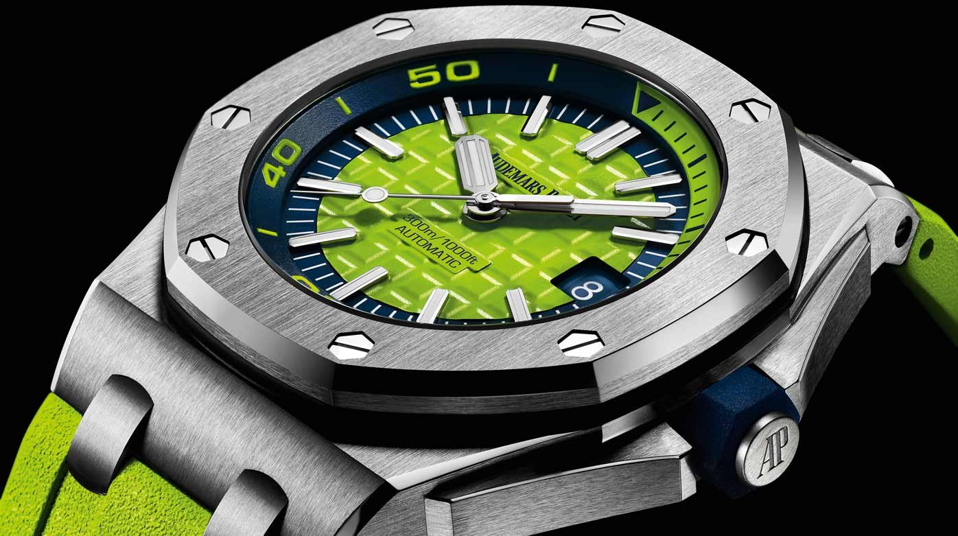 Audemars Piguet - Royal Oak Offshore Divers