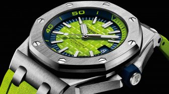 Royal Oak Offshore Divers Trends and style