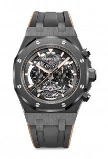 Royal Oak Tourbillon Chronograph Openworked