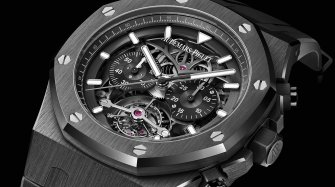 Royal Oak Tourbillon Chronographe Squelette Style & Tendance