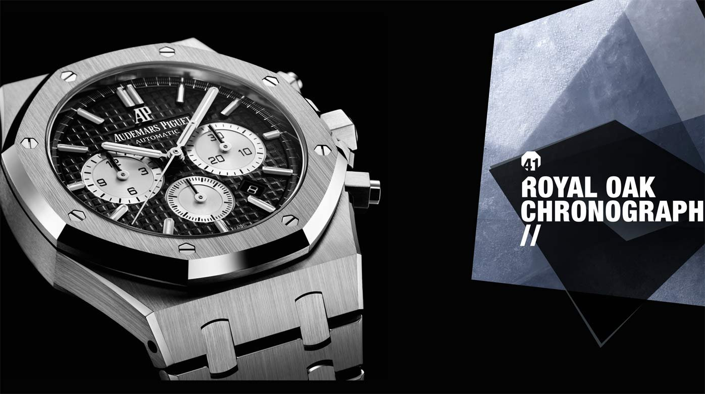Audemars Piguet - Royal Oak Chronographs