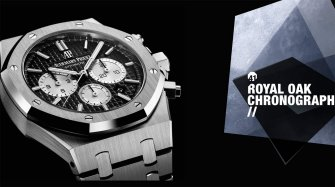 Royal Oak Chronographes Style & Tendance