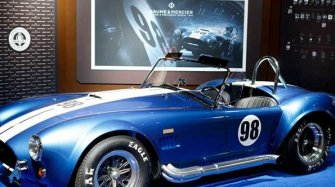 Collection Capeland Shelby® Cobra Style & Tendance