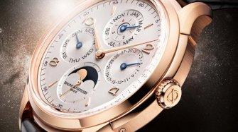 The Clifton collection gains a perpetual calendar Trends and style