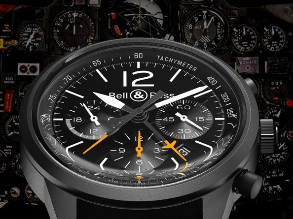 on sale fc901 1c9fe Bell & Ross - BR 126 Flyback - Trends and style - WorldTempus