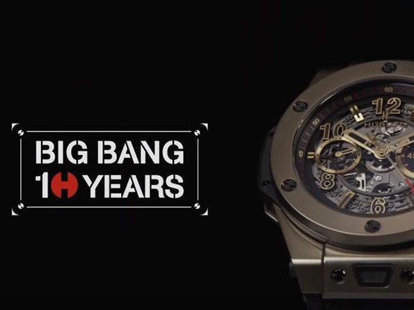 Hublot - Vidéo. Hublot 10 years of Big Bang with Jean-Claude Biver