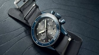 Video. Presentation of the new Fifty Fathoms Bathyscaphe BOC II