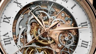 Le Brassus, Carrousel Minute Repeater Flyback Chronograph Trends and style