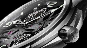 L-Evolution C Tourbillon Carrousel Innovation et technique