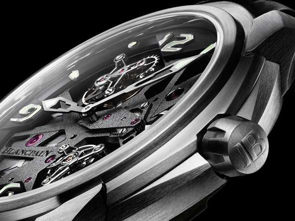 Blancpain - L-Evolution C Tourbillon Carrousel