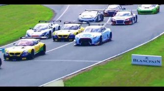 Video. Blancpain Sprint Series 2015 - Best of