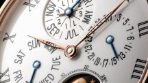 Villeret Collection, 8-Day Perpetual Calendar