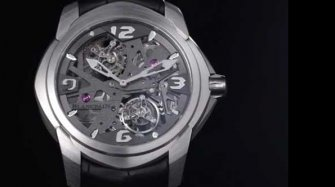 Vidéo. Focus on L-evolution Collection Tourbillon Carrousel Style & Tendance