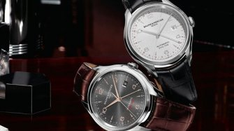 Clifton GMT: time in motion Trends and style