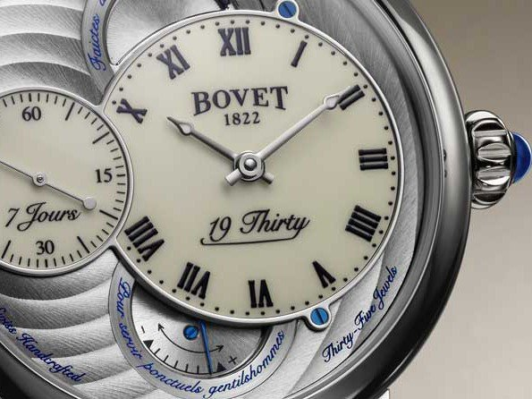 Bovet 1822 - 19Thirty