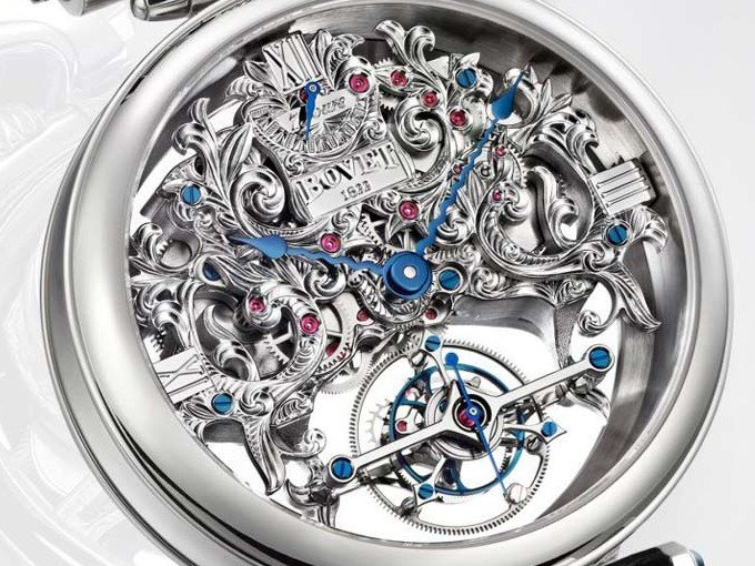 Bovet - At the GPHG 2013