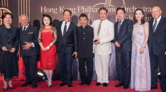 Supporting the Hong Kong Philharmonic Orchestra  Arts and culture