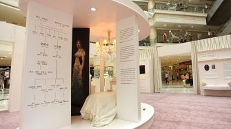 The Queen of Naples in Shijiazhuang Exhibitions