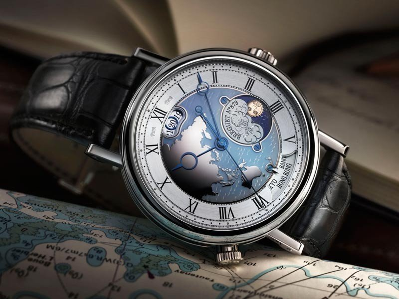 Breguet - Special exhibition in Puerto Banus