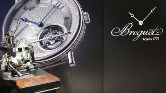 London welcomes the extra-thin Tourbillon Retail
