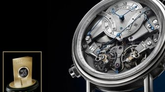 Fifth Consecutive Award for a Breguet's timepiece Arts and culture