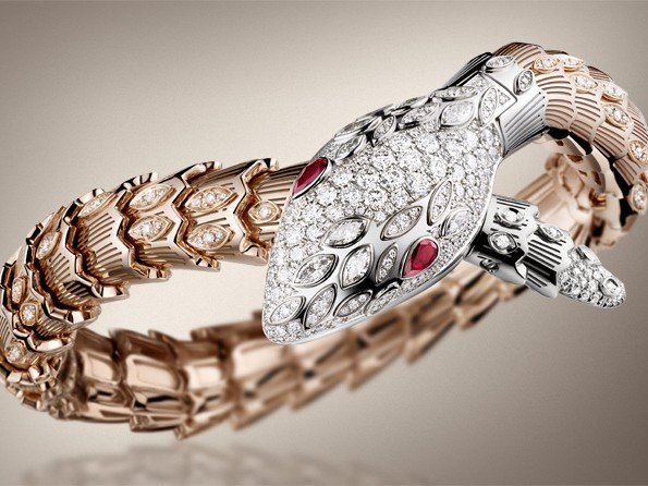 Bulgari - High Jewellery Serpenti