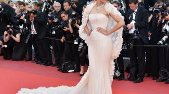 Sonam Kapoor at Cannes International Film Festival
