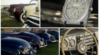 Octo Finissimo US launch against backdrop of Nicola Bulgari's classic car collection Innovation and technology