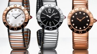 Bulgari Bulgari Tubogas Trends and style