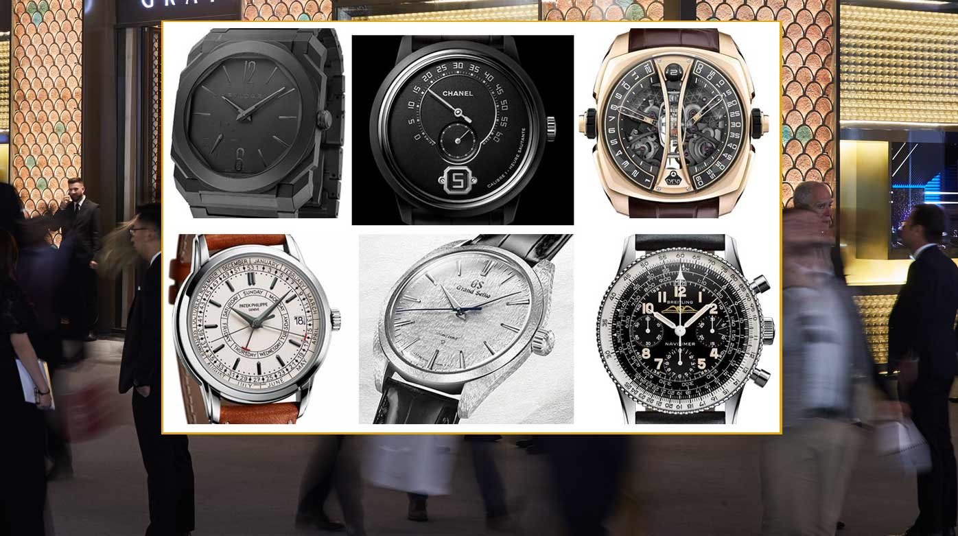 Baselworld - The best men's watches