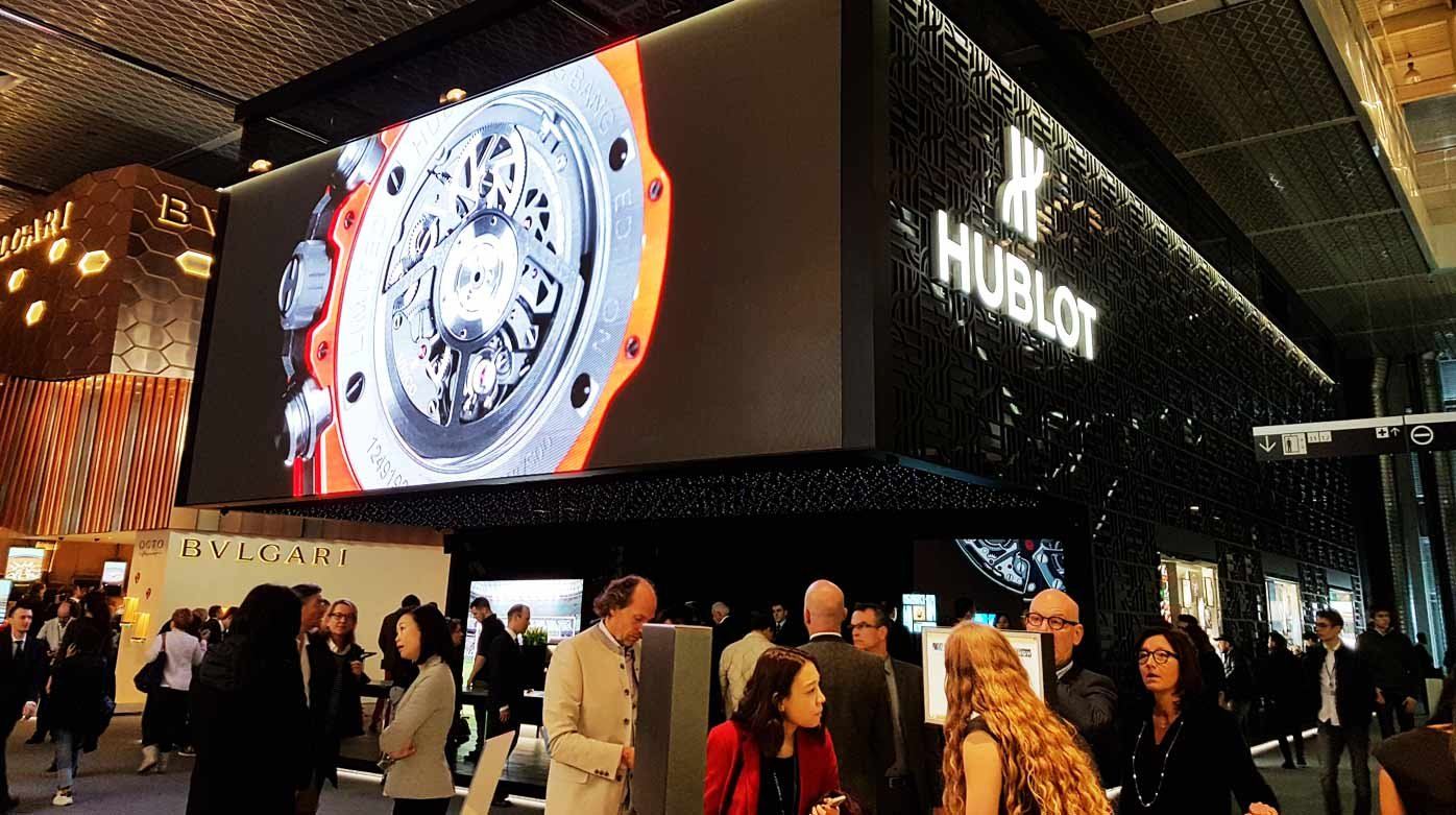 Baselworld - TAG Heuer, Hublot, Zenith and Bulgari leave Baselworld