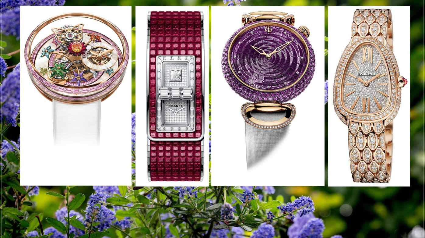 Baselworld Jewelry Watches - Springtime of Desires