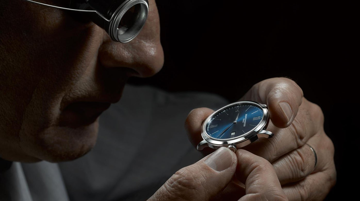 Baume & Mercier - Quality: the recipe for an everlasting success