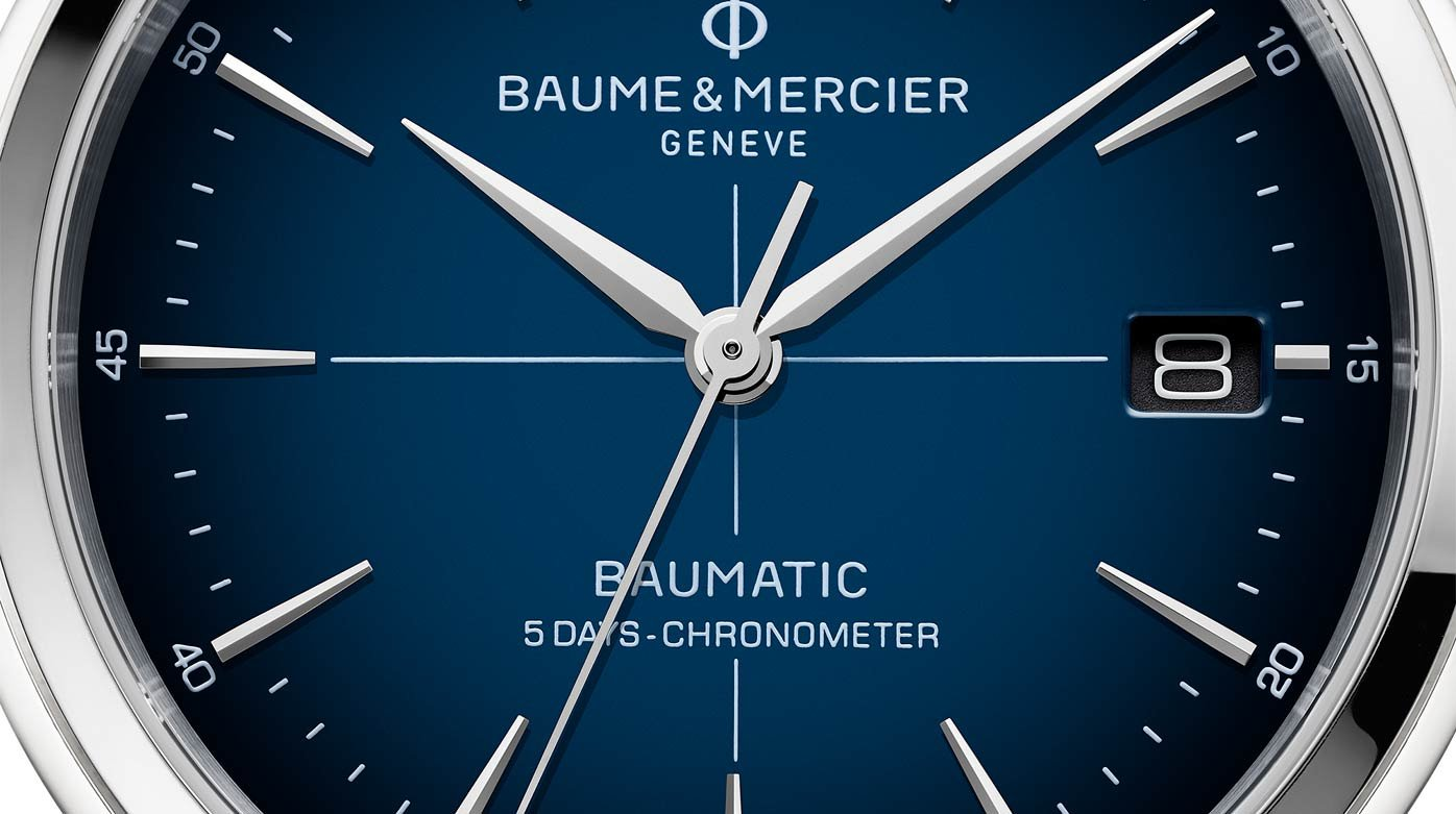 Baume & Mercier - Clifton Baumatic